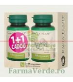Glicemonorm 60 Comprimate 1+1 GRATIS! DaciaPlant PROMO!