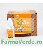 Glicerina Boraxata cu Grapefruit & Propolis 6 flacoane x 15 ml ProNatura