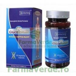GlucoNature Scapi de Diabet! 60 capsule vegetale Darmaplant