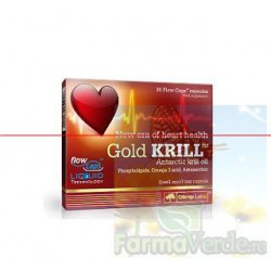 Gold Krill Oil 30 capsule DarmaPlant