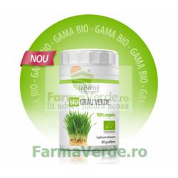 Bio Grau Verde Pulbere 80 gr Zenyth Pharmaceuticals