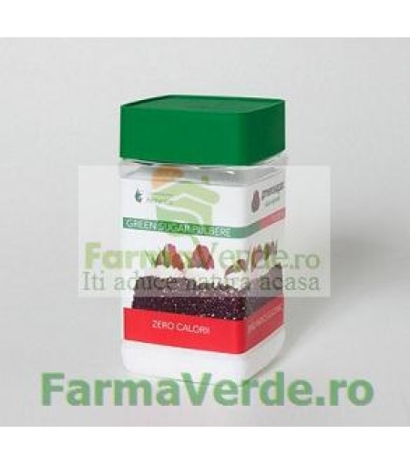 Green Sugar Extract de Stevie Pulbere 300 gr Remedia