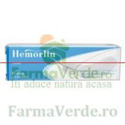 Crema Hemorlin Hemoroizi 40 gr Steaua Divina Santo Raphael