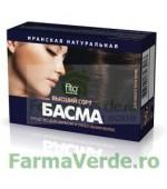 Henna naturala NEGRU Vopsea Naturala 50 gr FP3 Cosmetica Verde