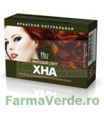 Henna naturala ROSCAT Vopsea Naturala 50 gr FP1 Cosmetica Verde