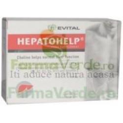 HepatoHelp Ficat Sanatos 30 capsule A&D Pharma