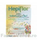 Hepiflor probiotic pentru bebelusi si copii 10 plicuri Terapia