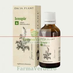 Tinctura de Ienupar 50 ml DaciaPlant