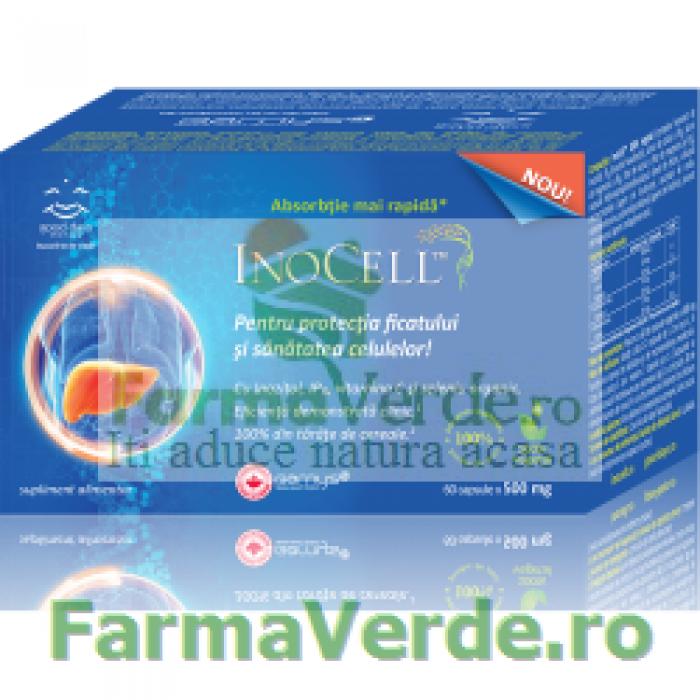 Inocell (Inositol + IP6) Completeaza terapia antitumorala 60 tablete Good Days