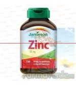 JAMIESON Zinc 50 mg 100 tablete