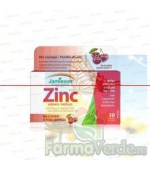JAMIESON ZINC cu Echinaceea si Vitaminele C si D + Cirese 30 comprimate masticabile
