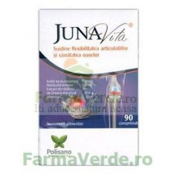 JunaVita 90 comprimate Polipharma Polisano
