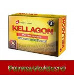 Kellagon Litiaza Renala-Diuretic 30 capsule Sprint Pharma