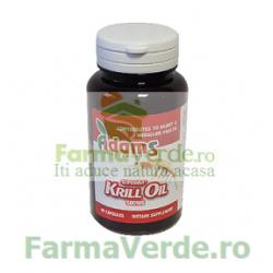Krill Oil 500 mg 30 capsule Adams Supplements