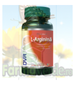 L-Arginina 60 capsule Dvr Pharm