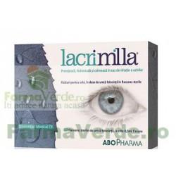 LACRIMILLA Cei mai frumosi ochi din lume 10 flacoane sterile Abo Pharma