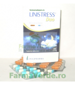 Linistress Duo Relaxare si Somn 40 capsule Polipharma Polisano