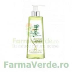Lotiune tonica cu ulei de masline, extracte de frunze de maslin si aloe vera FPO57 Le Petit Olivier