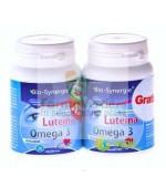 PROMOTIE!! Luteina Omega 3 1+1 GRATIS! 30 Capsule Bio-Synergie Activ