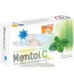 Mentol Vitamina C 30 comprimate ACHelcor Pharma