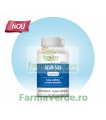 MSM 500 sustine mobilitatea si confortul articulatiilor 500 mg 60 capsule Zenyth Pharmaceuticals