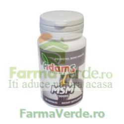 MSM 1000 mg 30 capsule Adams Supplements