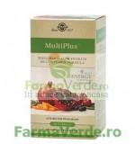 MULTIPLUS ENERGY Multivitamine 90 comprimate Solgar