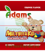 MultivitaKid multivitamine 30 tablete masticabile Adams Vision