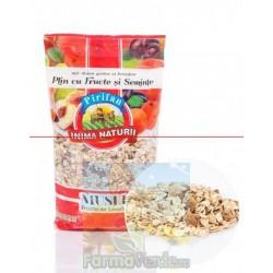 Musli Cereale Fructe de Livada 250 gr Pirifan