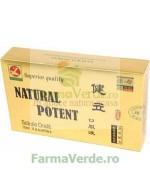 Natural Potent Tonic Sexual 6 fiole buvabile 10 ml Amedsson