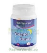Noapte Buna 325 mg 40 Cps Bio-Synergie Activ