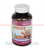 NutriKid Complex de Vitamine Pentru Copii 30 tablete masticabile Adams Vision