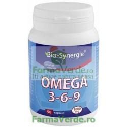 Omega 3-6-9 1000 mg 90 capsule Bio-Synergie Activ