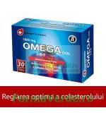 Omegacol 1000 mg 3-6-9 Colesterol 30 capsule Sprint Pharma