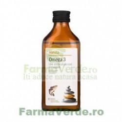 Omega 3 Ulei din ficat de cod norvegian 250 ml Alevia