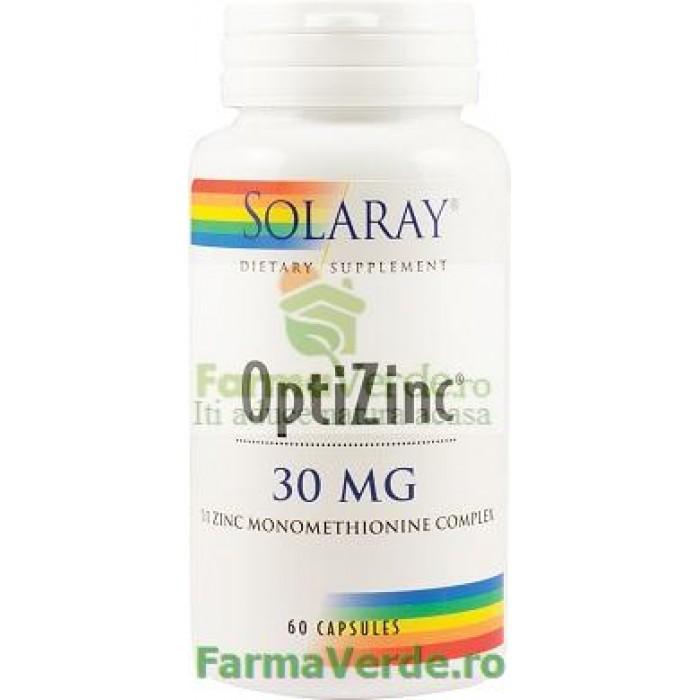 OPTIZINC 30 mg 60 capsule Secom