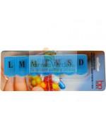 Organizator De Medicamente Liniar (Blister) 7 Zile Business Partner