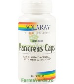 Pancreas Caps 60 capsule Secom Solaray