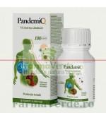Pandemiq 120 comprimate 180 de Plante Dacia Plant