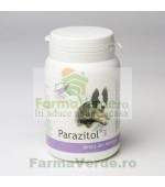 Parazitol VET Uz Veterinar (Caini si Pisici) 50 capsule Medica ProNatura