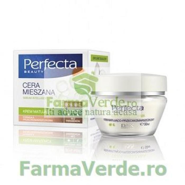 PERFECTA Crema Antirid cu Microperle 50 ml 6025 Dax Perfecta