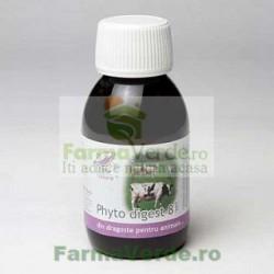 Phyto digest 8 VET Uz Veterinar (Rumegatoare) 100 ml Medica ProNatura