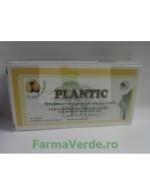 Plantic Dropsuri din Plante Medicinale cu Aroma de Lamaie 16 dropsuri