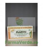 Plantic Dropsuri din Plante Medicinale cu Aroma de Portocala 16 dropsuri