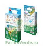 Plasturi Minut pentru copii PINOCCHIO 10 bucati/cutie Vision Trading