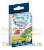 """Plasturi Pentru Copii """"PINOCCHIO STORY"""" 20 bucati  Business Partner"""