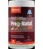 Preg-Natal+DHA 30 plic (sarcina, alaptare) Jarrow Secom