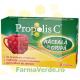Propolis C Raceala si Gripa Zmeura 15 plicuri Fiterman Pharma