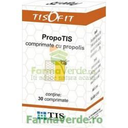 Propotis 30 comprimate cu propolis Tis Farmaceutic