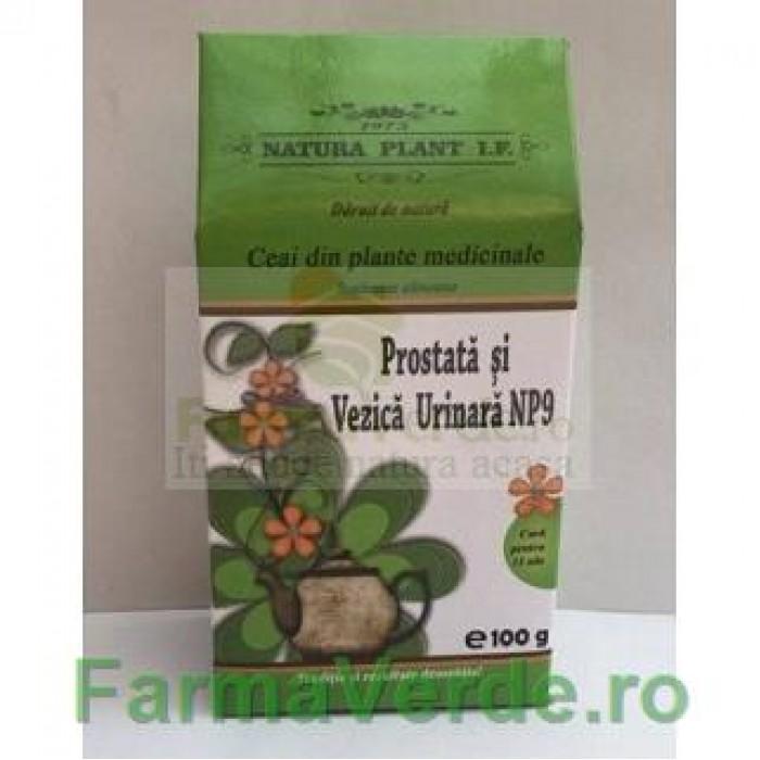 Ceai Prostata si Vezica urinara 100 gr Natura Plant IF